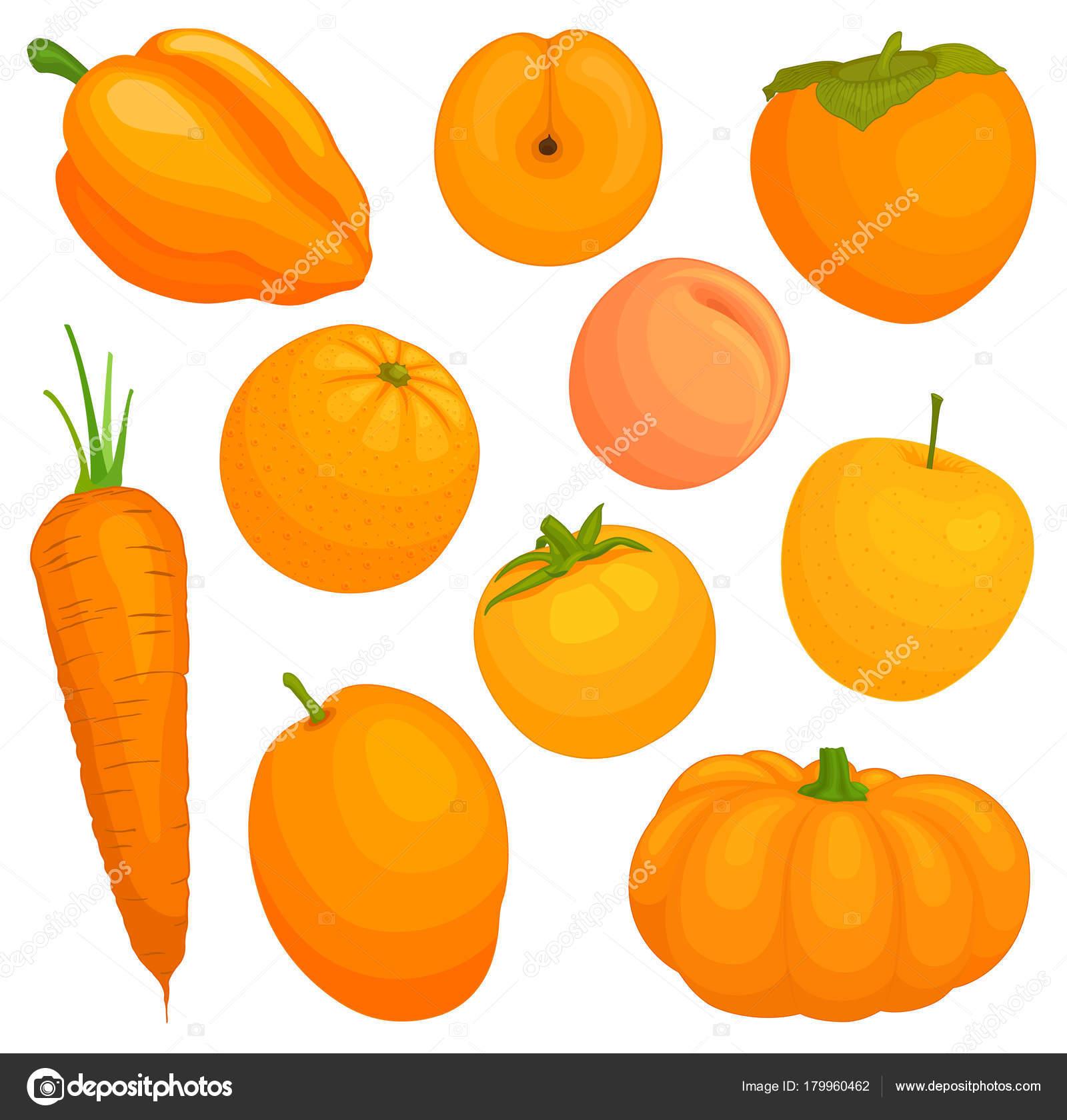 Fotos Dibujo De Frutas Y Verduras A Color Frutas Y Verduras
