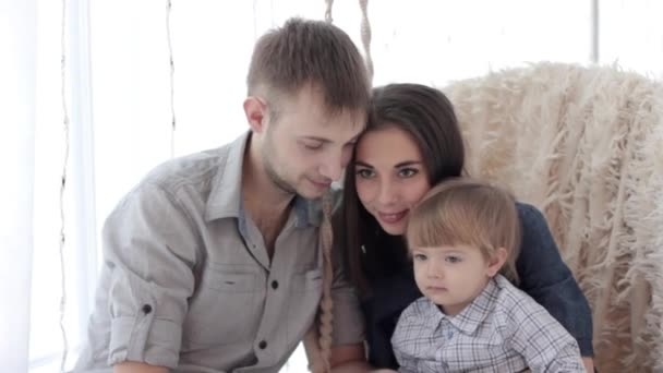 rodina s dítětem