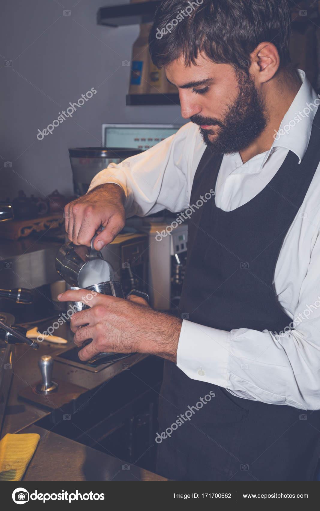 Coffee Latte Art In Coffee Shop Stock Photo C Zoff Photo 171700662