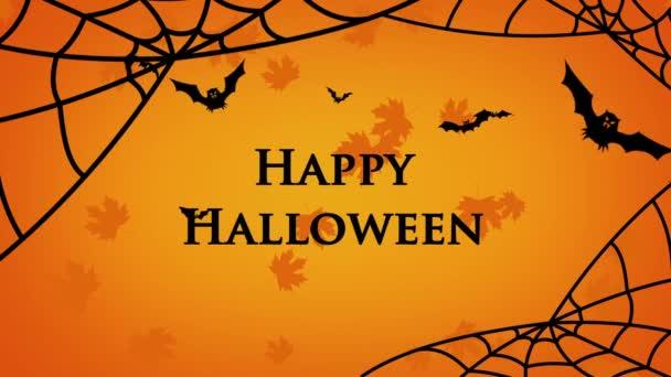 Happy Halloween a pókok és a denevérek