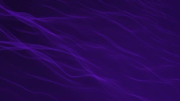 Fialové abstraktní pohybu smyčka schopný pozadí