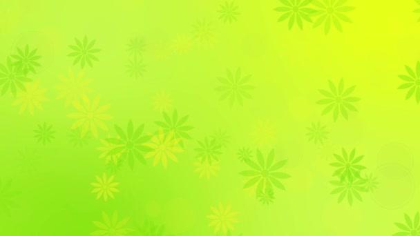 absztrakt háttér színes virágok