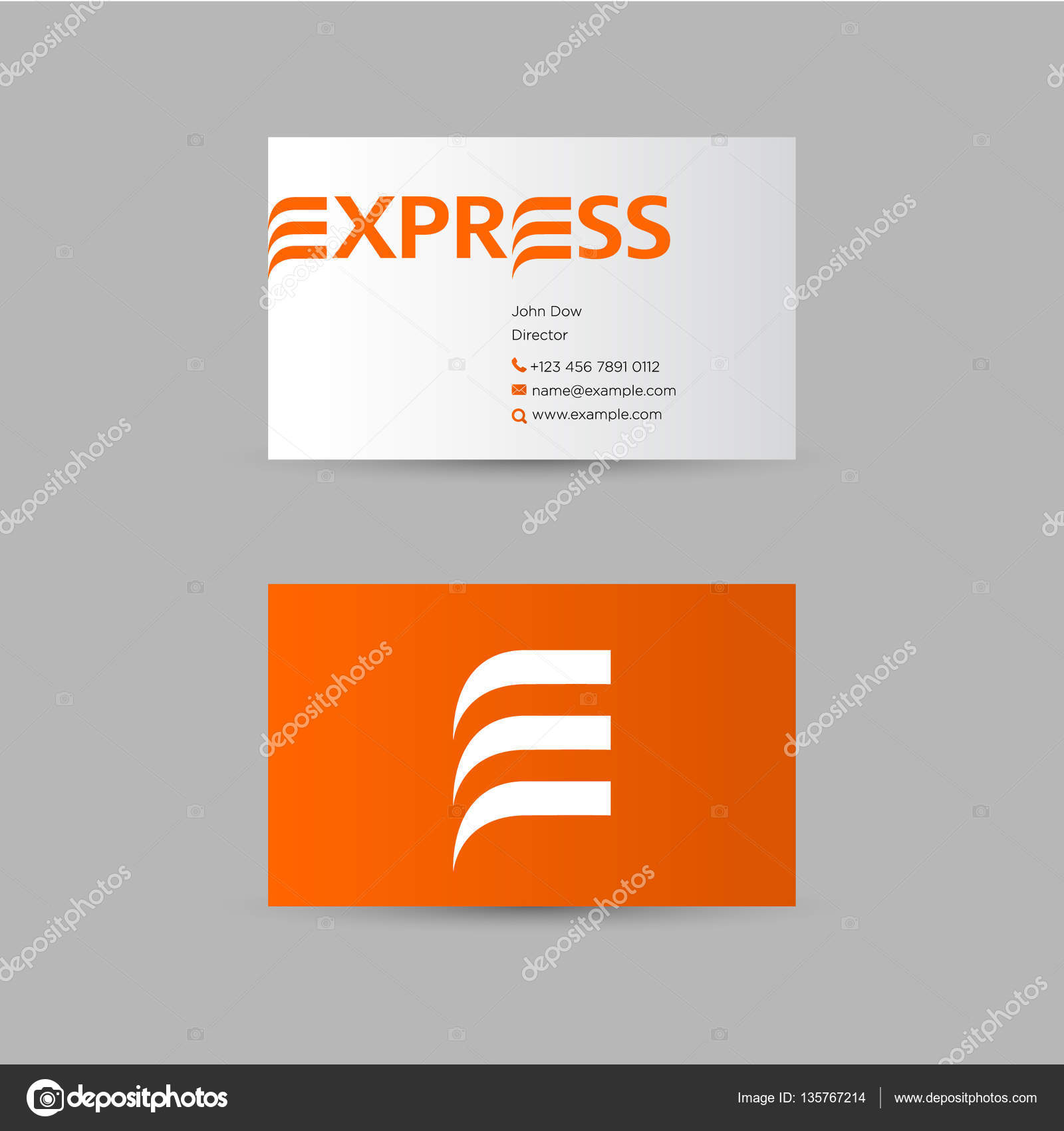 Delivery Logo. Express logo. Identity. Mail, parcels. — Stock Vector ...
