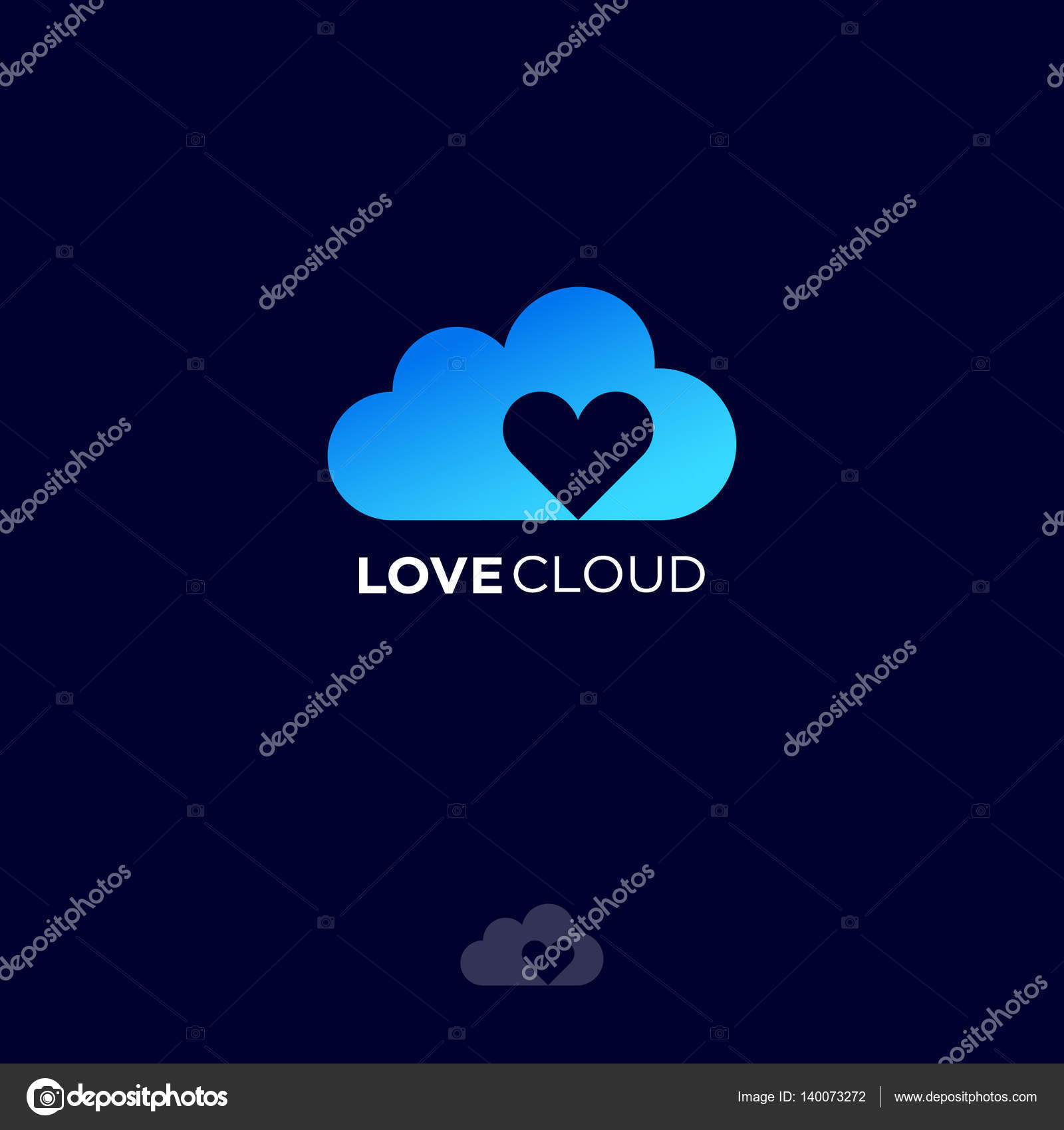 logo design for dating site