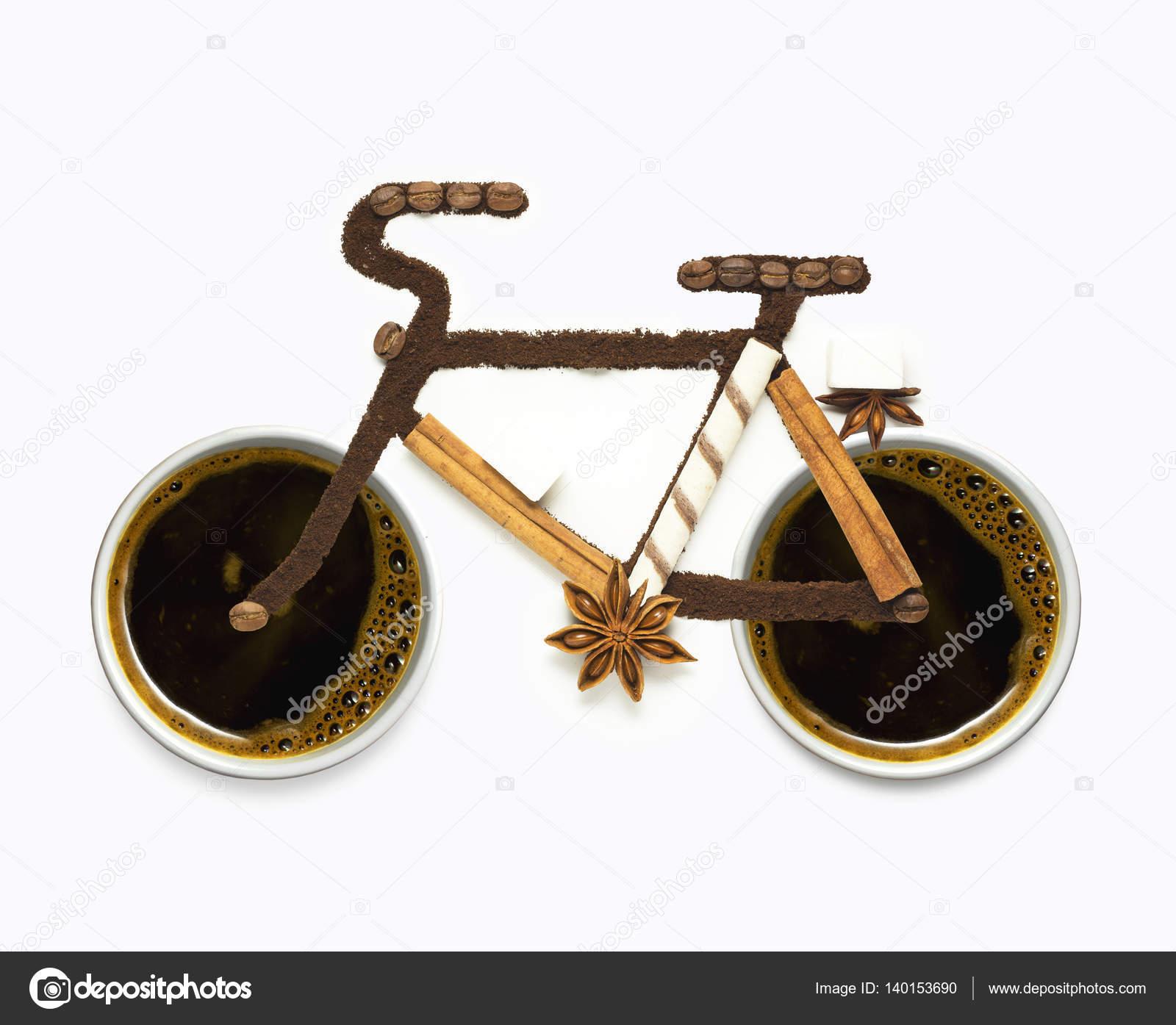 Fotografie Buongiorno Con Bicicletta Buongiorno Foto Di Concetto