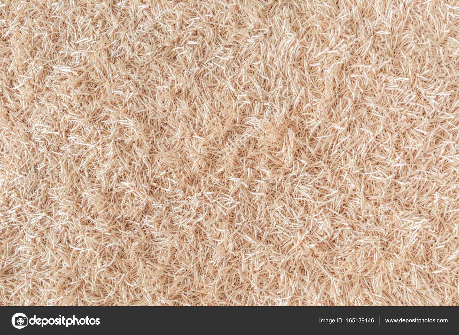 Superficie di un tappeto beige di corde come sfondo — Foto Stock ...