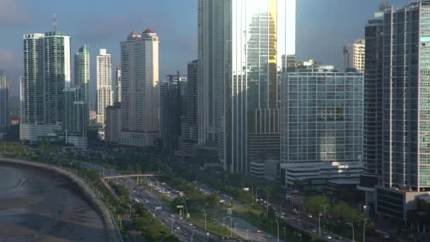 City skyline, Panama City