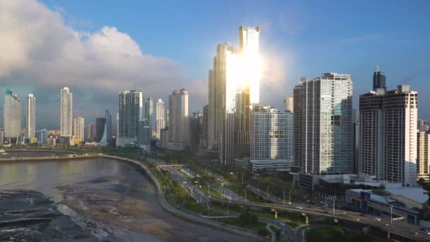 Městské panorama, Panama City