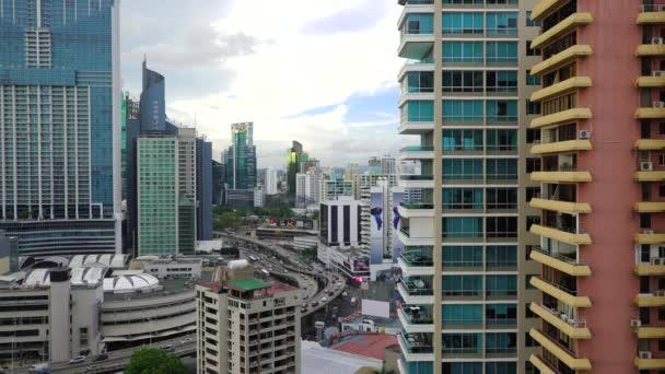 Skyline della città, città di Panama