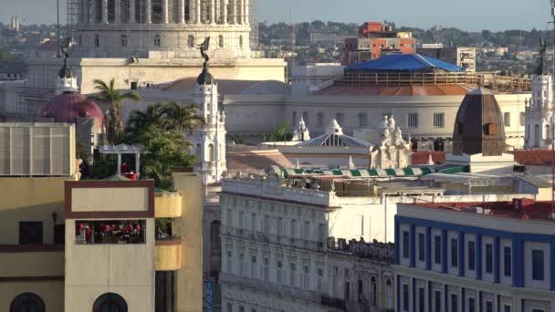 Panoráma města Havana, Kuba
