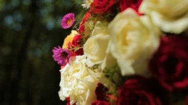 Mariage décor différent, paille. Plein air, mariage, cérémonie, ... 5d317c43fec6