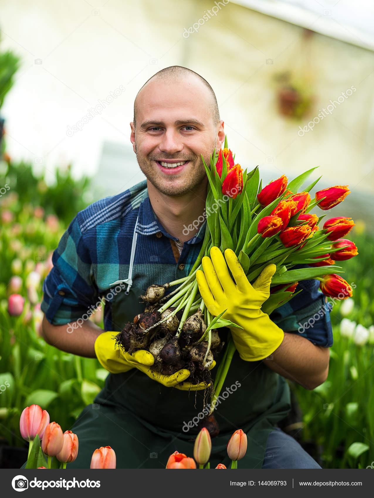 поздравление садовнику от цветов