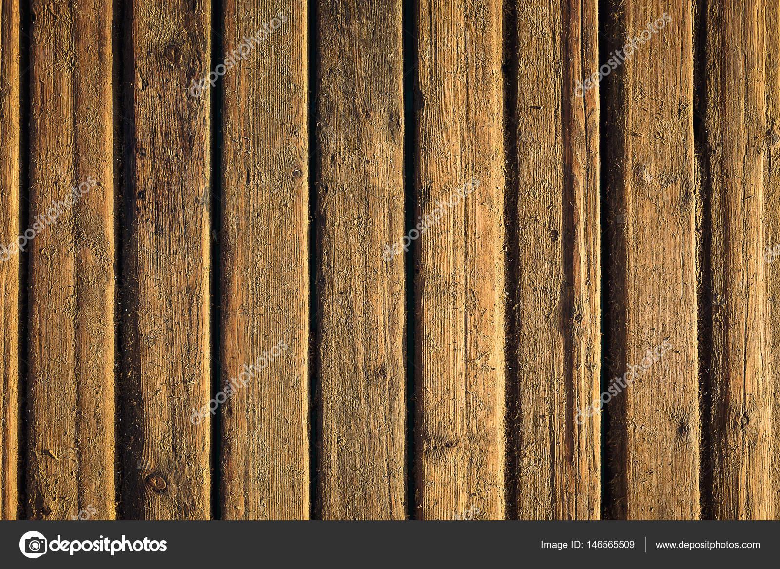 Houten vloer op het strand rustieke houten achtergrond oude