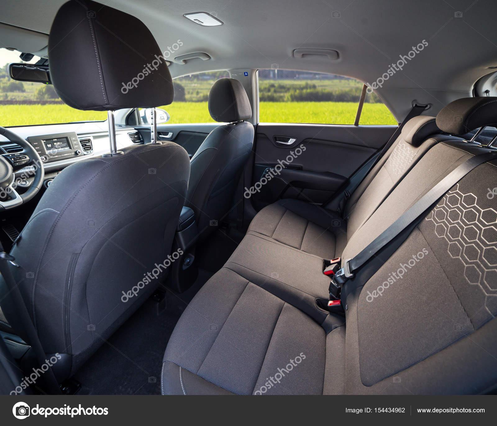 2017 Kia Rio Interior: May 19, 2017.KIA Rio Concept Car