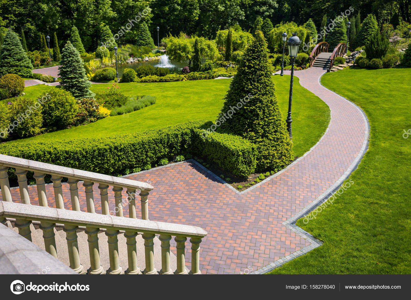 Amenagement chemin oise hauts de france chemin en for Entreprise amenagement jardin