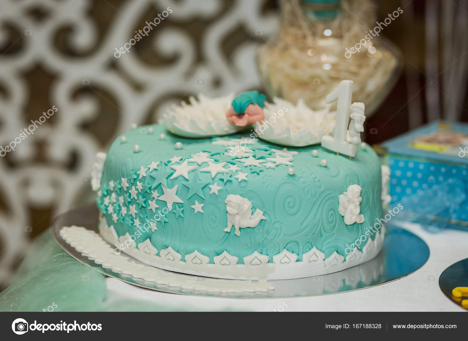 Cake Royal and other desserts