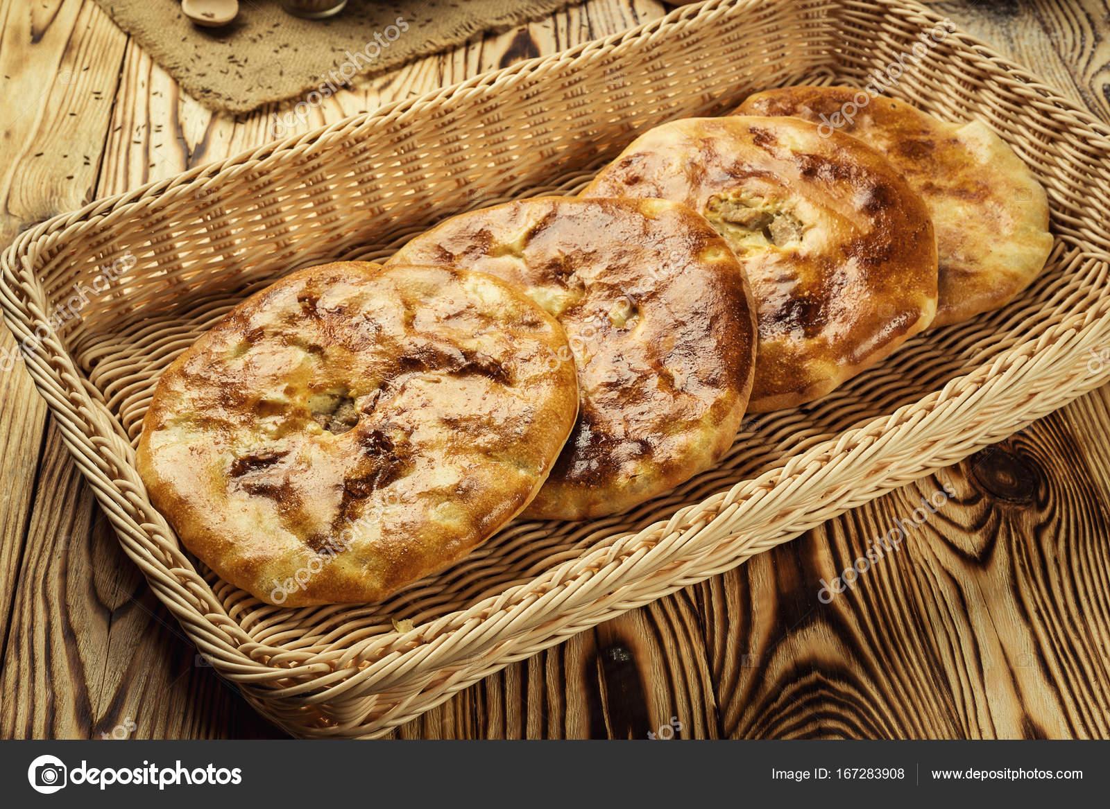 Kubdari produit de boulangerie en g orgien g orgien - Decongeler au four traditionnel ...