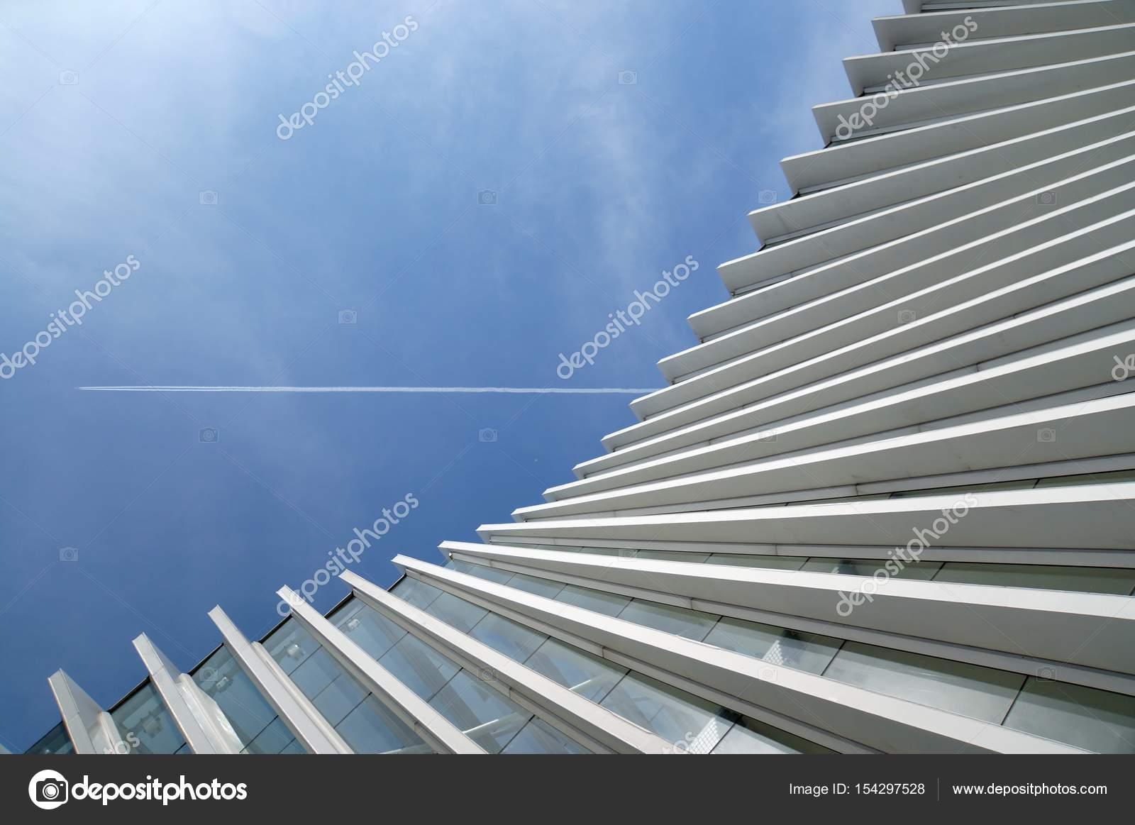 Architektura Světlo A Prostor V Reggio Emilia Itálie Stock