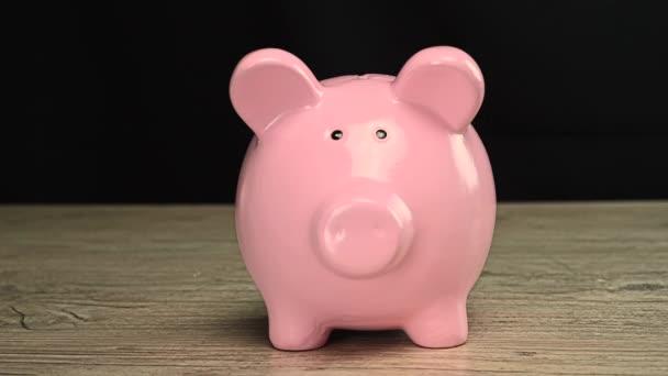 Piggy bank pénzt