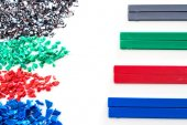 Verschiedenen Mahlgut Polymere