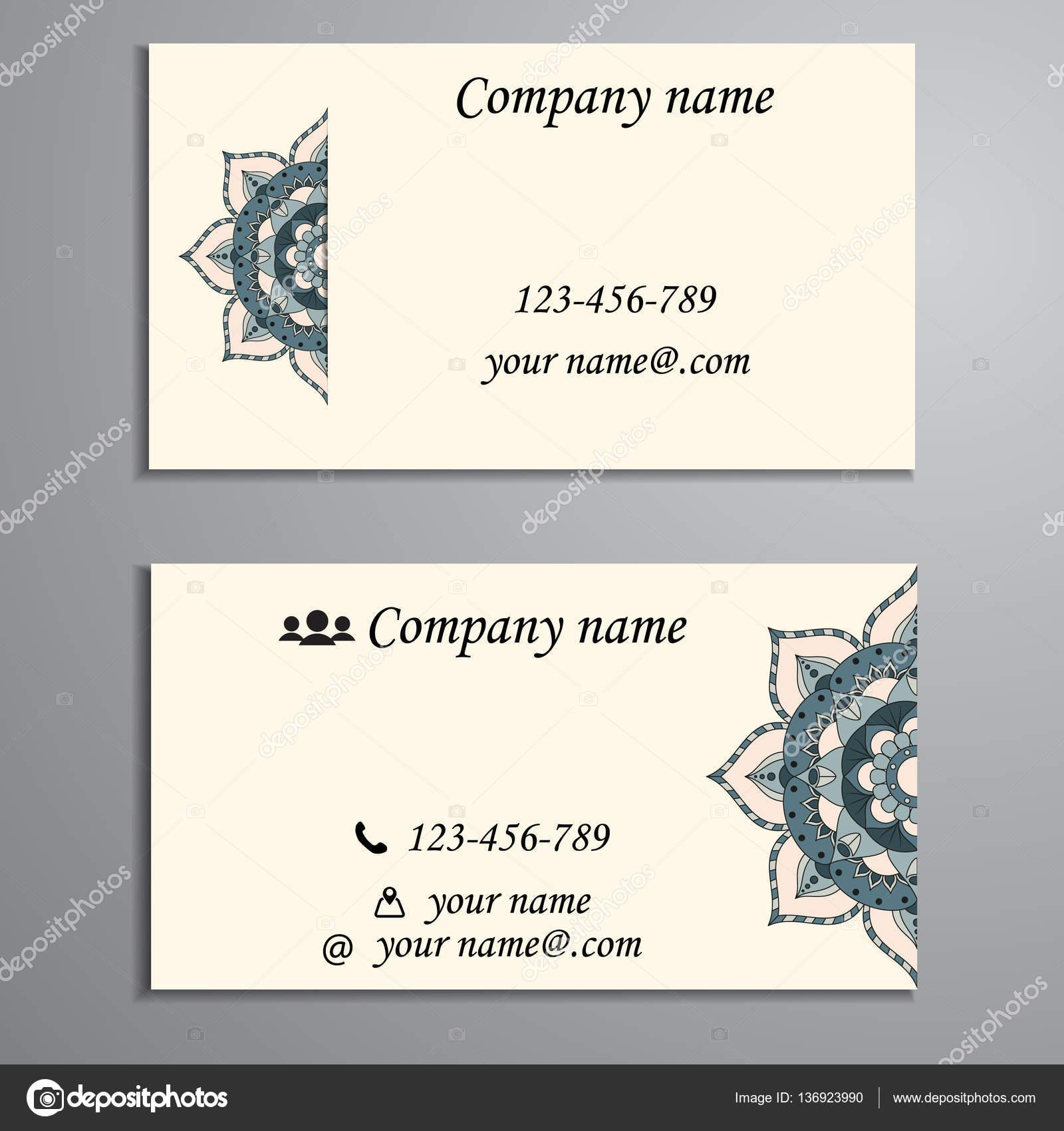 Einladung Visitenkarte Oder Banner Mit Textvorlage Runde