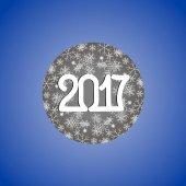 šťastný nový rok 2017 přání