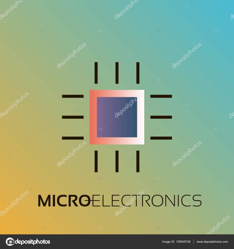 Elektronische Bauteile. Die Zeichen und Symbol für die Erstellung ...
