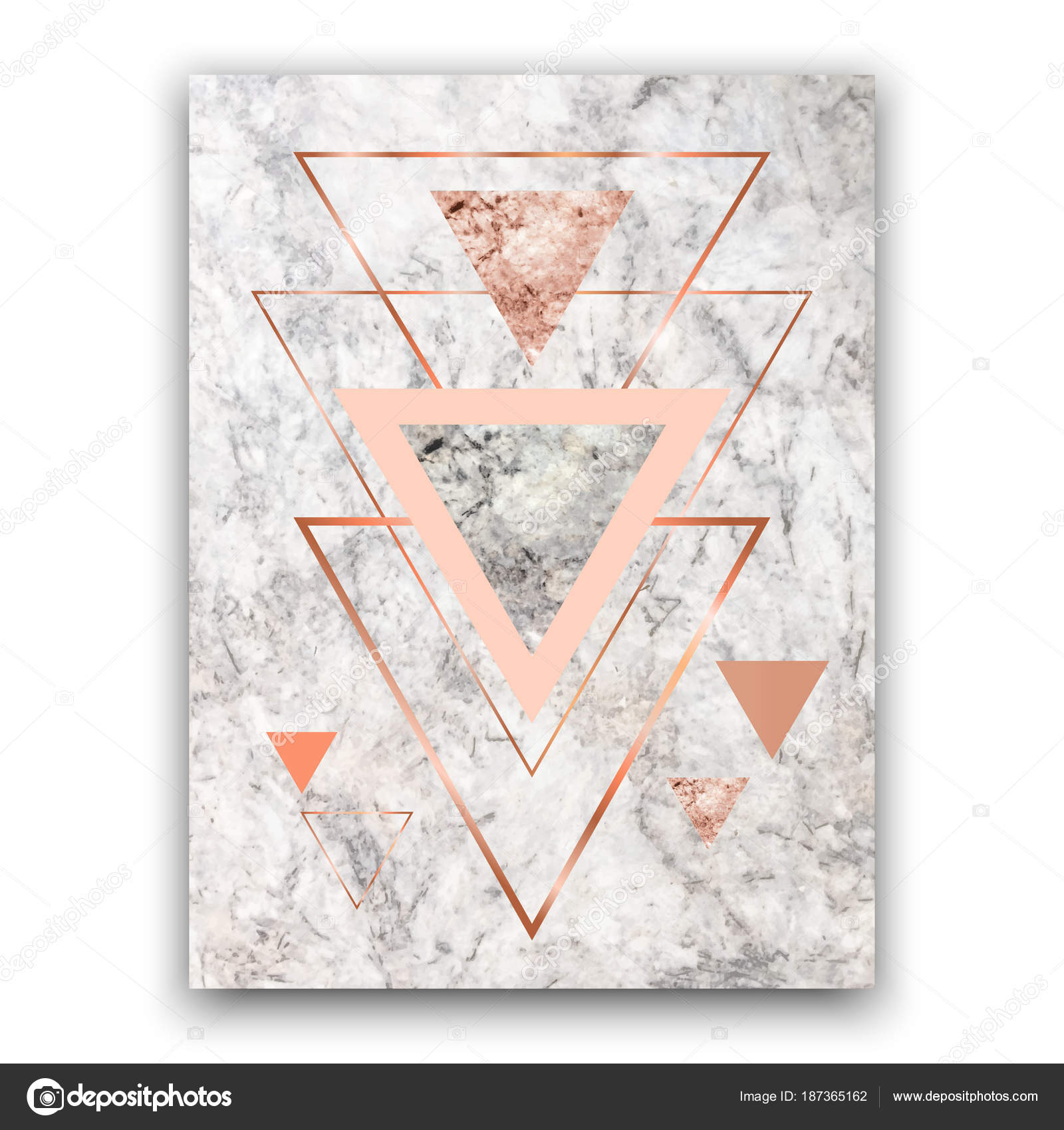 ᐈ Rose Gold Glitter And Marble Wallpaper Stock Vectors Royalty Free Rose Gold Marble Illustrations Download On Depositphotos