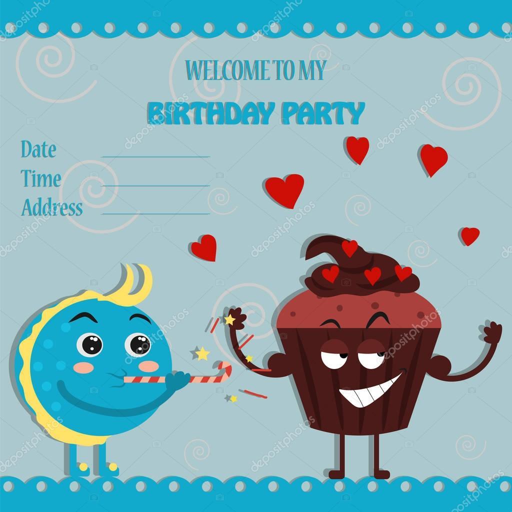 Для доставки, картинки приглашение на день рождения мужчины прикольный в домашних условиях