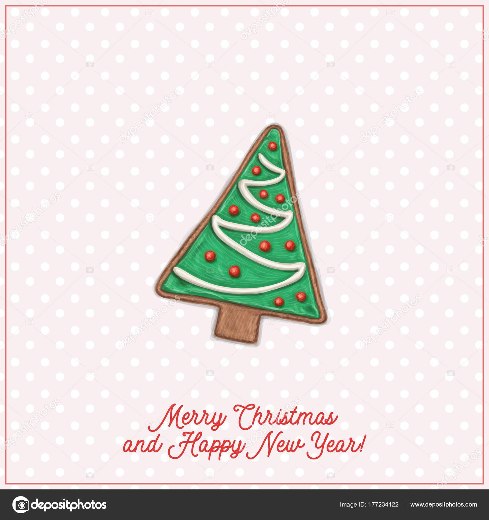 Tarjeta Navidad Original Tarjeta Navidad Original Dibujado Mano - Tarjeta-de-navidad-original