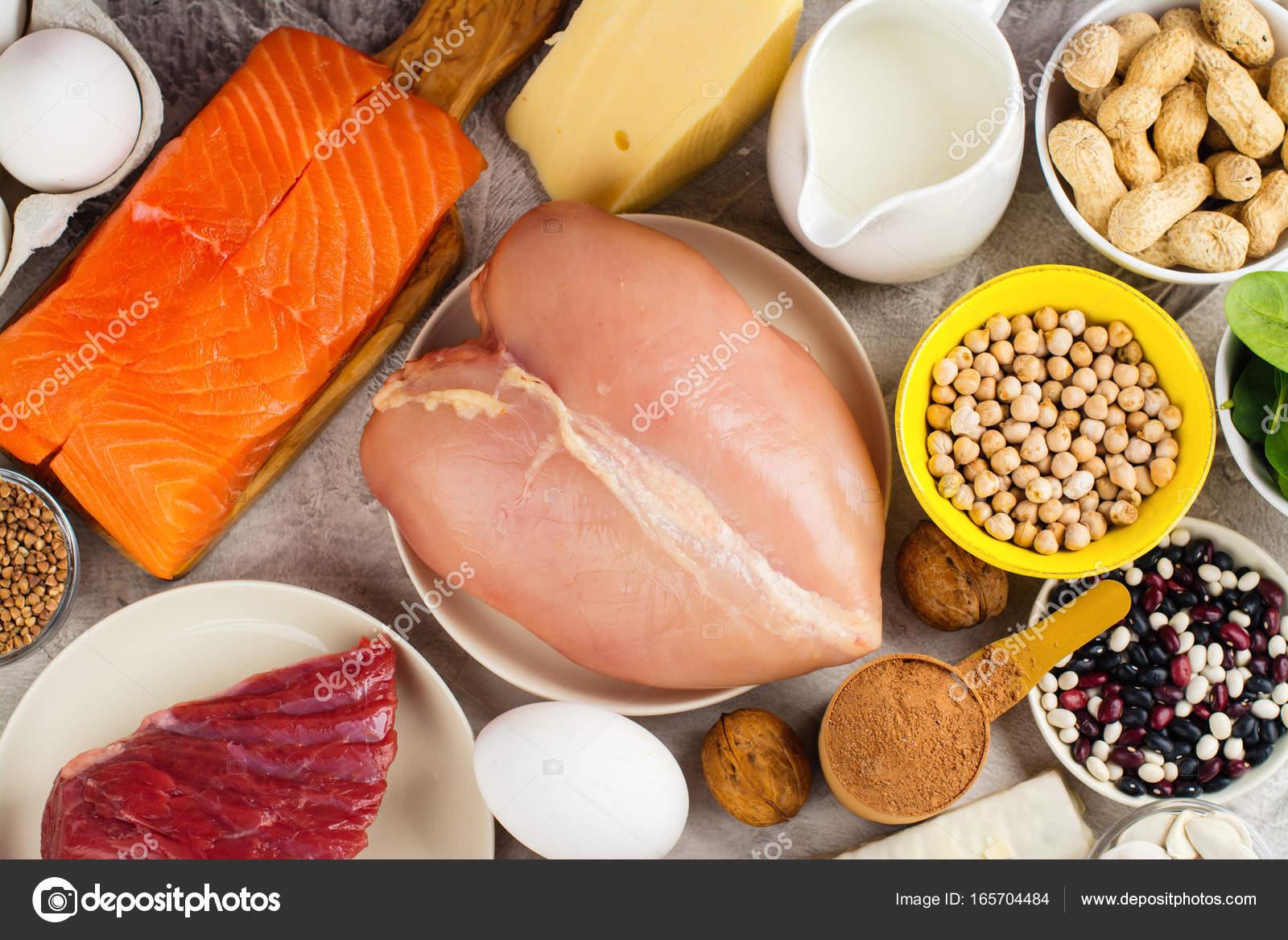 rijk aan eiwitten