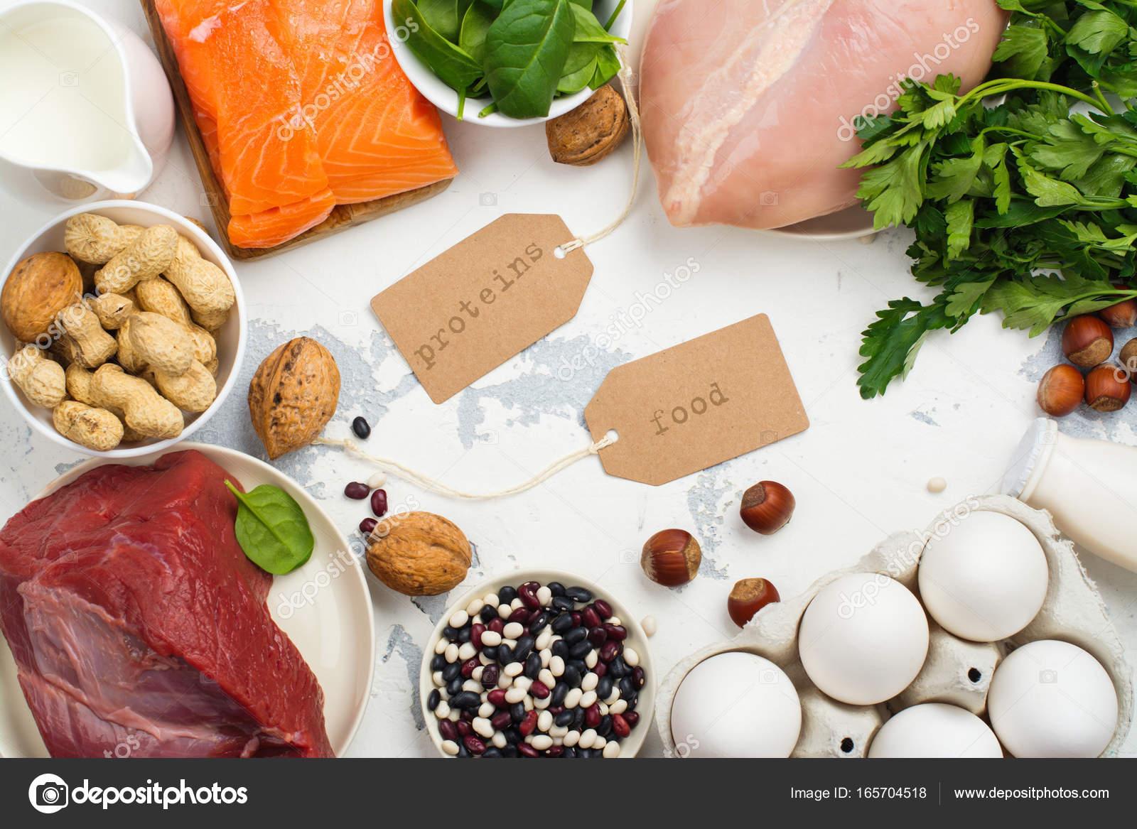 gezond eiwitrijk eten