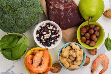 sources of folic acid vitamin B9