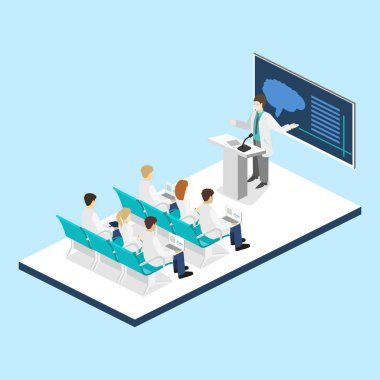 medical doctor clinic research training
