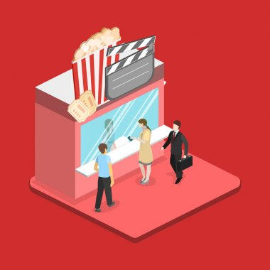 cinema theater box office