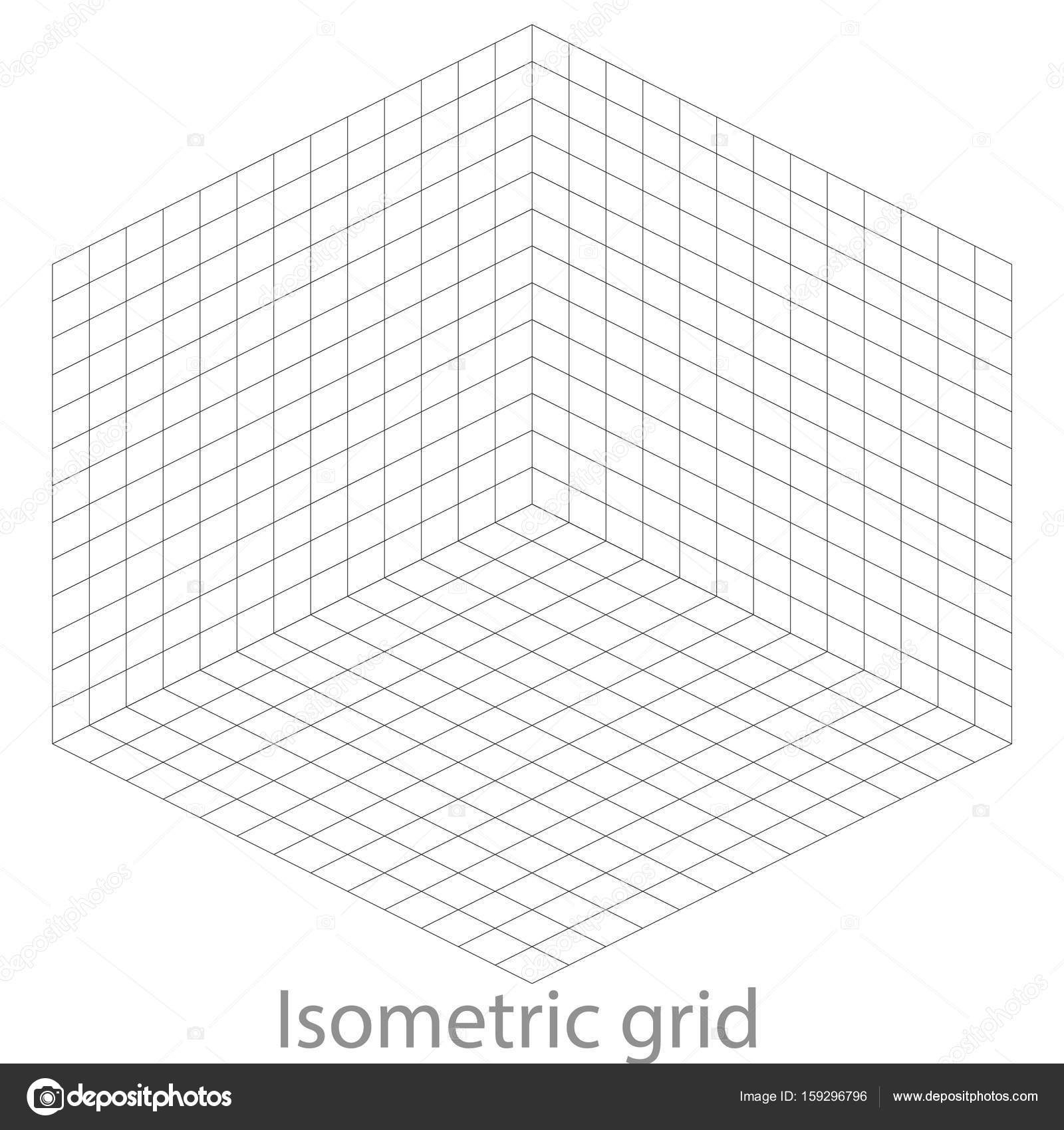 outstanding isometric circle template ideas example