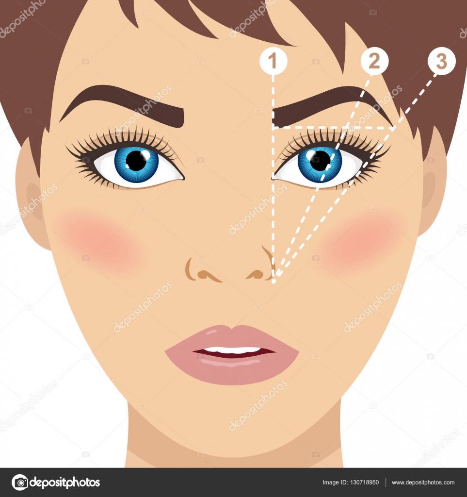 Yüz Şekline Uygun Kaş Nasıl Olmalı