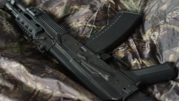 Nézd automata fegyver megállapításáról szóló