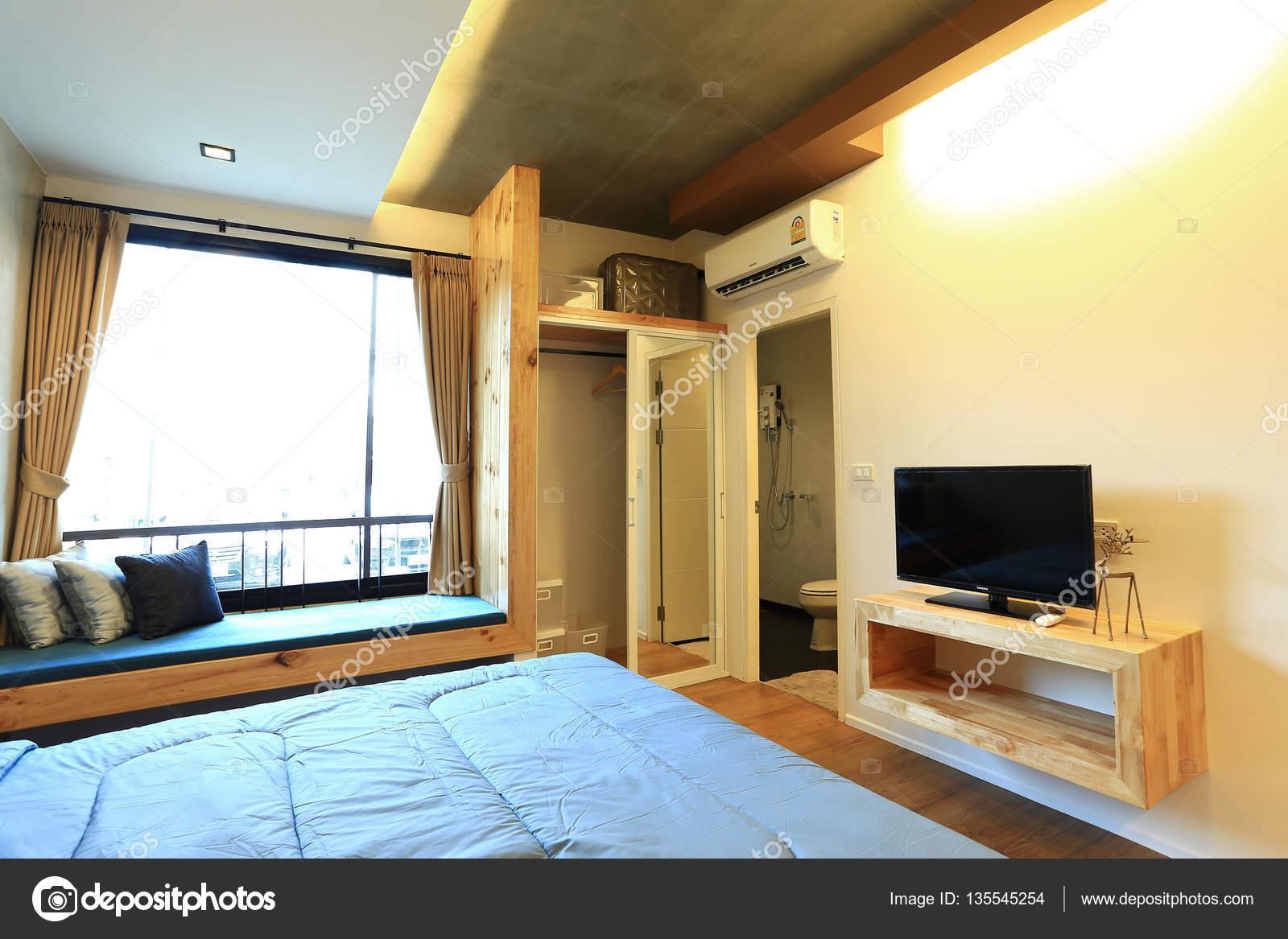 Projektowanie Wnętrz Pokoju Z Meblami Zdjęcie Stockowe S