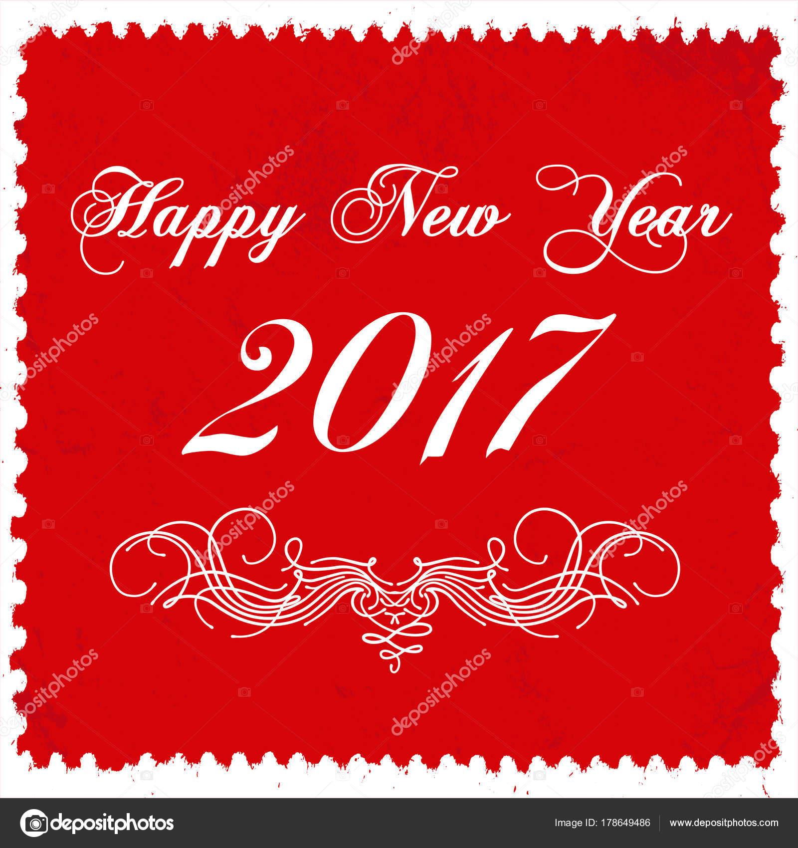 Ich wünsche Ihnen einen Frohe Weihnachten und Happy New Year Vintage ...