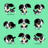 Fotografie Cartoon Charakter Hund Posen