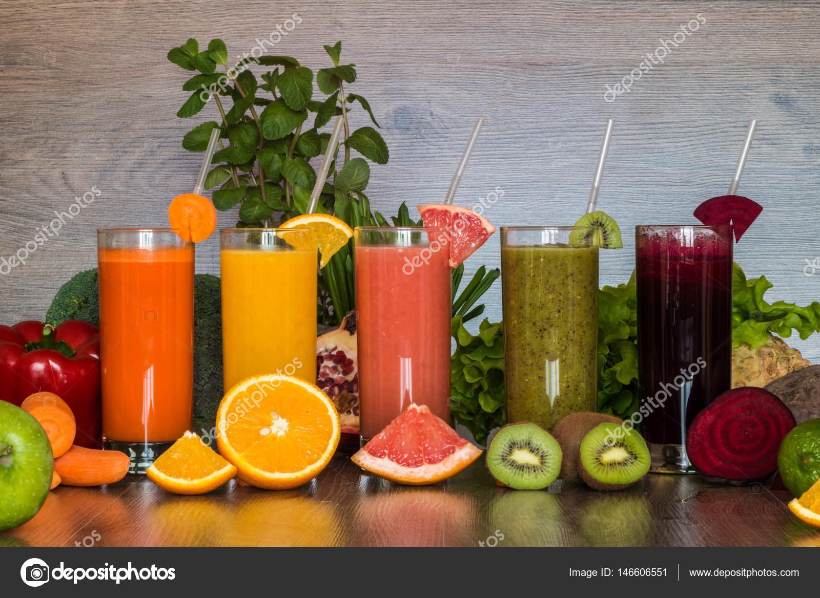 dieta de zumos y verduras