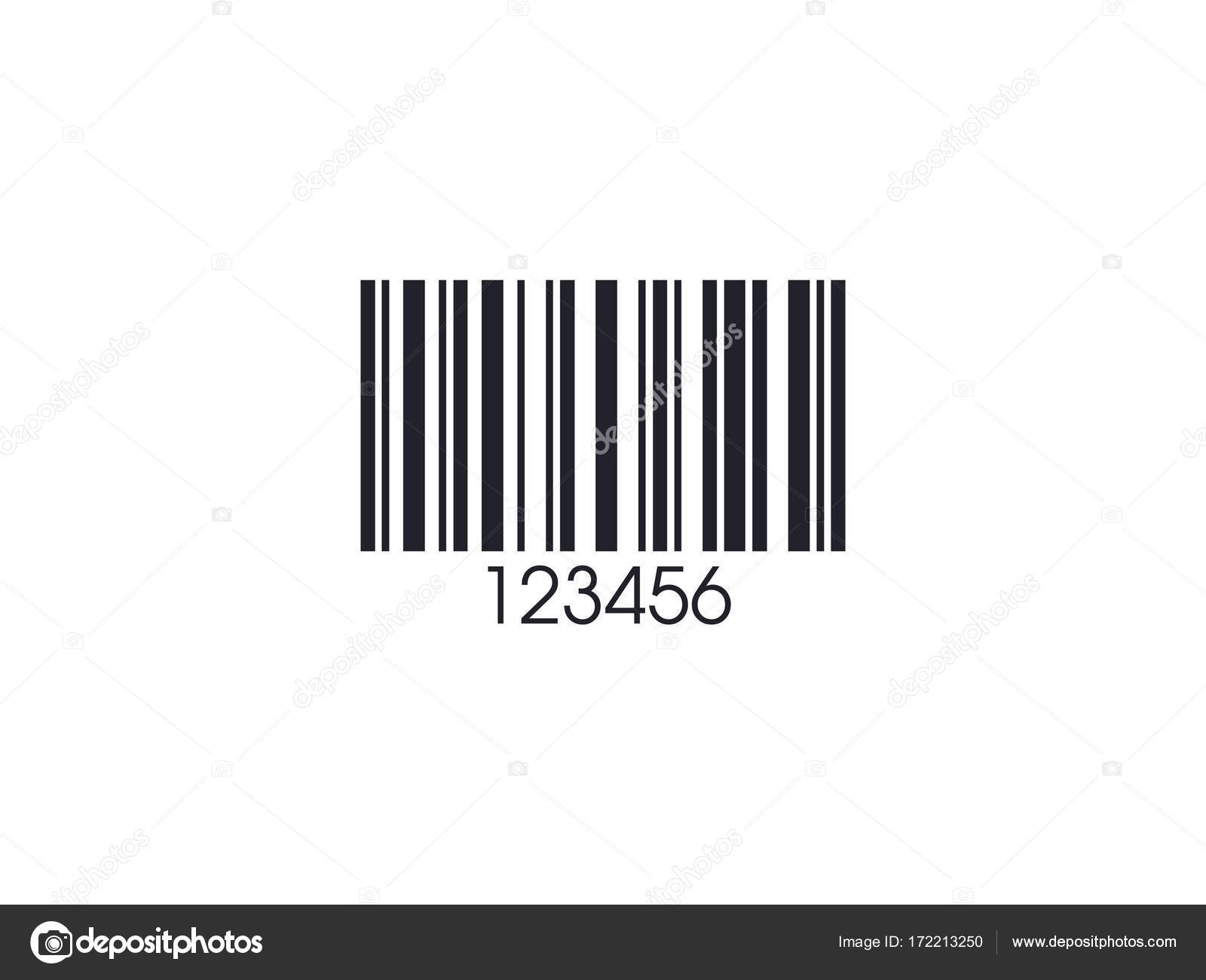 Barcode vector icon — Stock Vector © MchlSkhrv #172213250