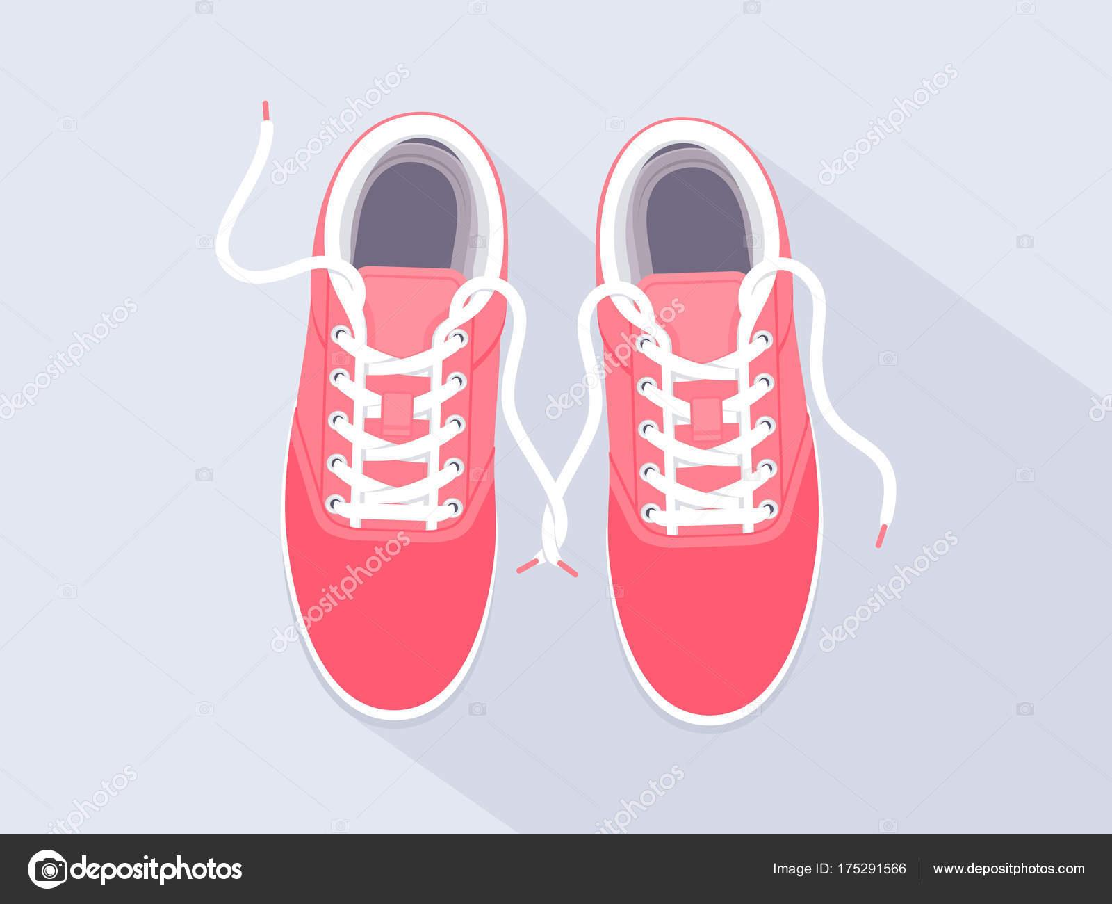 Stock Sportive Dentellare Scarpe — Tennis Vettoriali Da BtqnZZEFWY