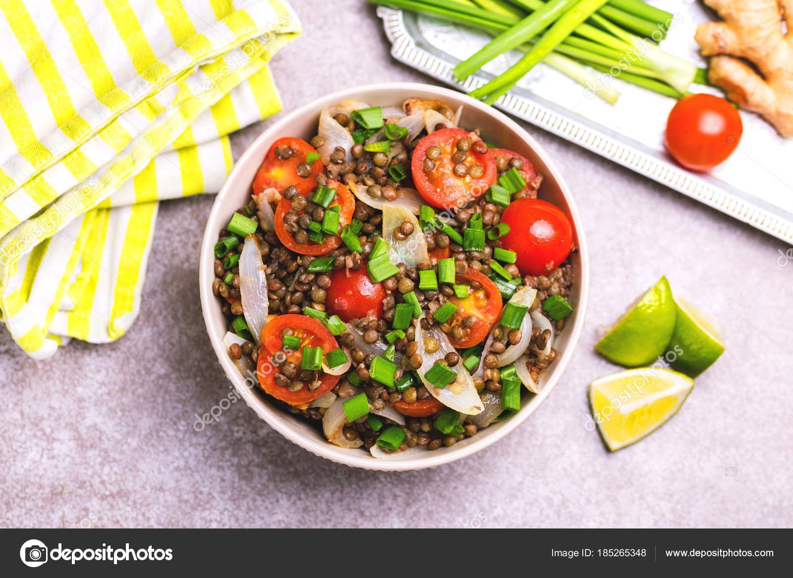 dieta insalata di lenticchie