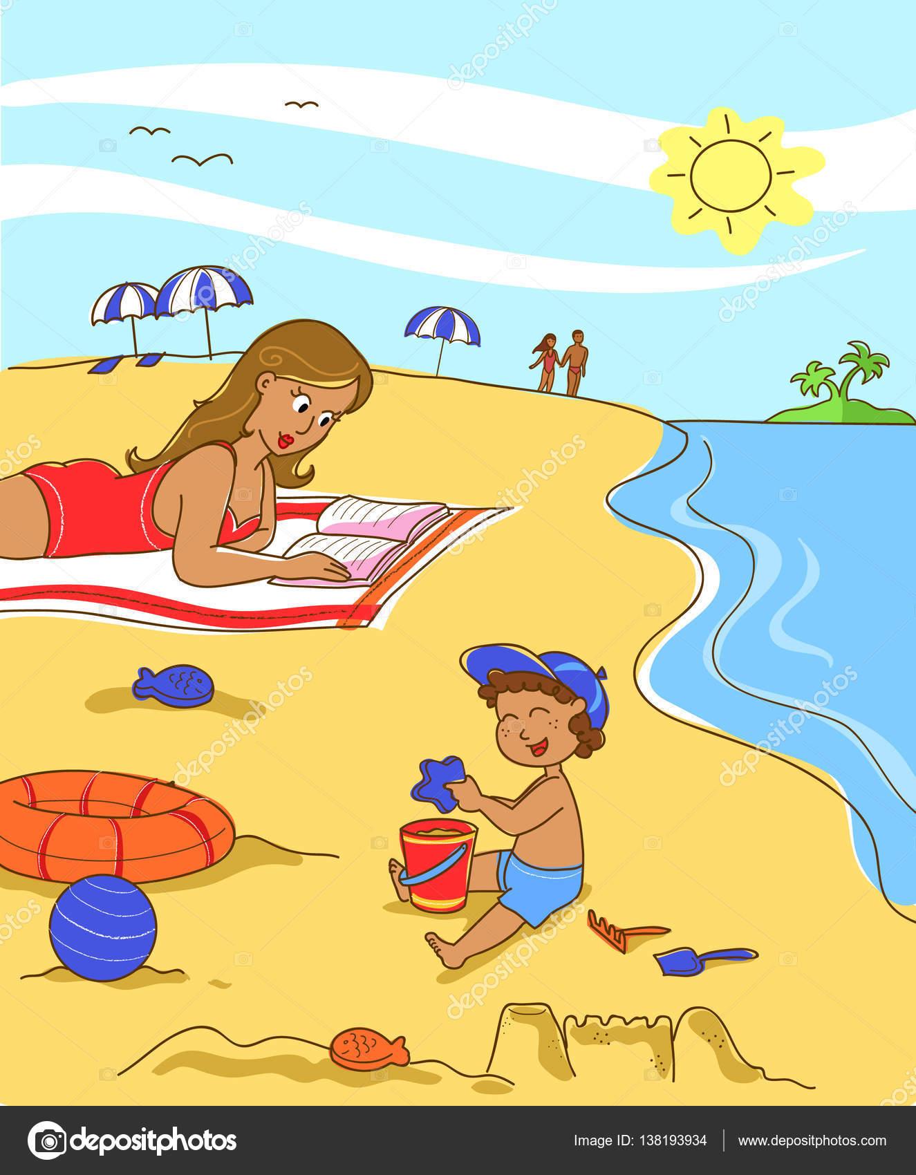 Картинки для детей купание в водоемах