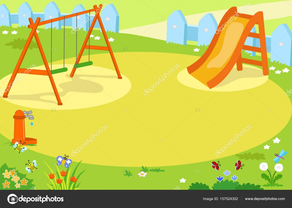 cartoon playground background pictures to pin on pinterest