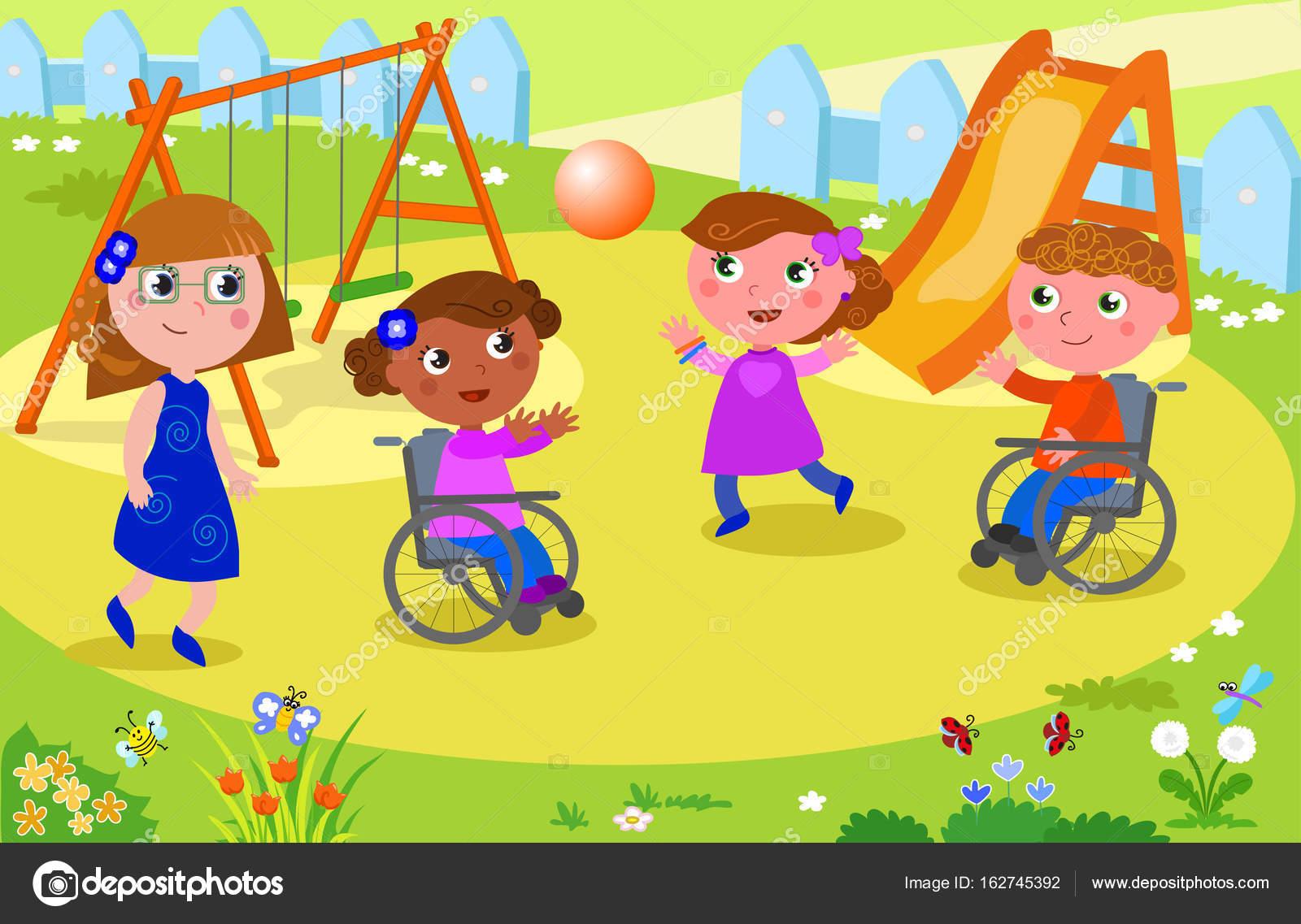 Imágenes: Niños Jugando Con Sillas