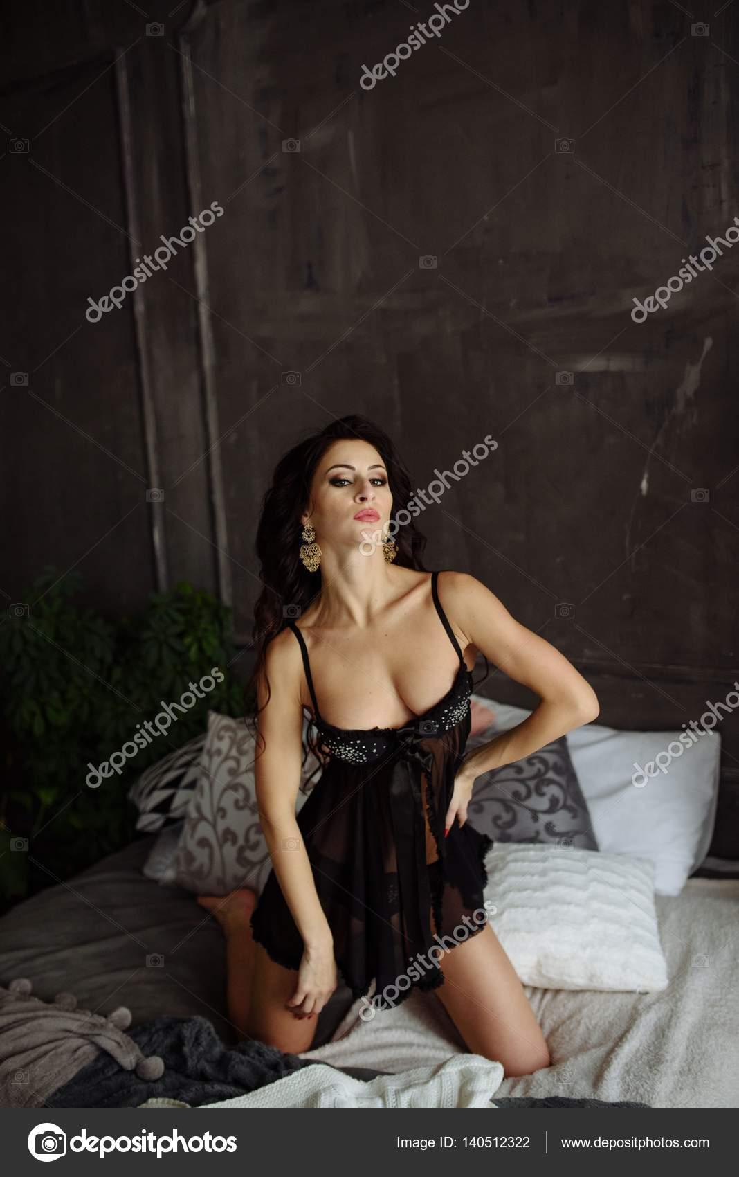 Bella donna nera sesso
