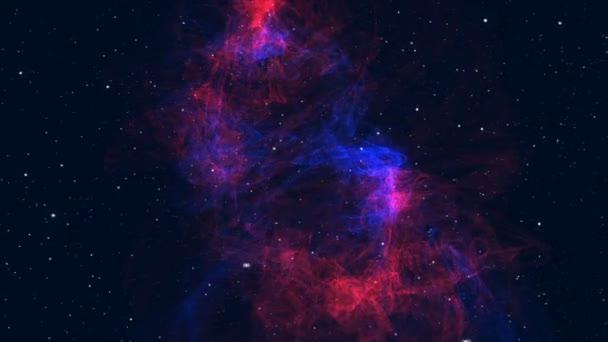Animation der Milchstraße
